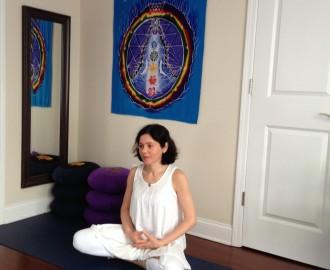 Adina-MeditationClass